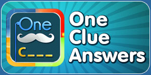 One Clue Answers | One Clue Cheats